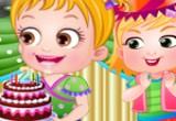 لعبة عيد ميلاد البيبي هازل
