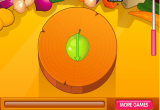 لعبة تخريط الفواكه