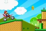 لعبة دراجة ماريو