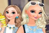لعبة مني و شيماء