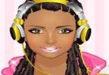 العاب تلبيس بنات افريقيا