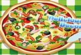 العاب بنات تزيين البيتزا