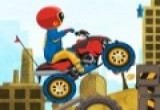 لعبة سباق موتورات