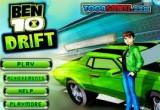 لعبة سيارات بن تن 10