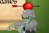 لعبة اصابة التفاحة