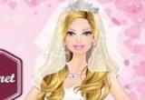 لعبة تلبيس العروس باربى