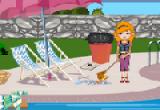 لعبة تنظيف حمامات