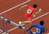 لعبة سباق 100 متر