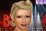 christina aguilera true makeup games