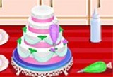 wedding cake cooking games
