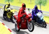 سباق دراجة نارية 3D