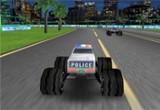 لعبة سيارة الهروب من الشرطة