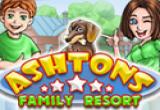 لعبة منتجع عائلة اشتون