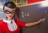 المعلمة باربى