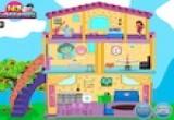لعبة ديكور منزل دورا