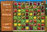 لعبة تجميع الفواكه