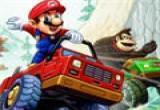 لعبة شاحنة ماريو الحربية