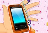 mobile phone decoration games