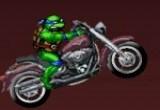 لعبة دراجة سلاحف النينجا