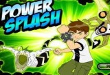 Power Splash-Ben 10 Games