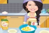 selena gomez cooking games