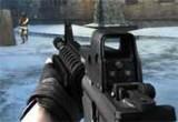 لعبة منطقة اطلاق النار