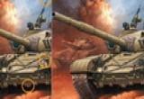 لعبة فروقات صور الدبابات