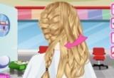لعبة تسريح الشعر الحقيقي