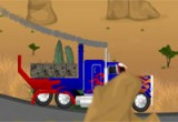 لعبة ركن الشاحنة