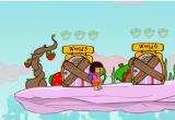 لعبة مغامرات دورا فى عالم الفراولة