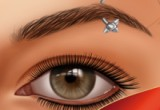 لعبة تصميم العيون