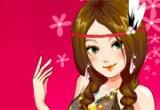 لعبة مكياج ملكة الجمال