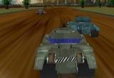 العاب سباق الدبابات الحربية
