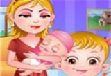 العاب البيبي هازل رعاية الطفل الرضيع