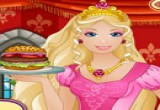 barbie burger games