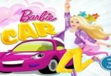 لعبة سيارة باربي