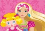العاب تلبيس اخوات باربي الصغار