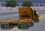 العاب سباق شاحنات النقل