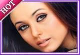 لعبة الممثلة الهندية رانى