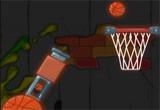 لعبة مدفع كرة السلة