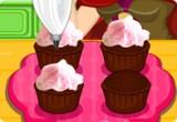 لعبة طبخ الشوكولاتة الملونة
