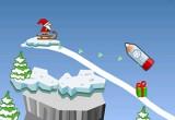 لعبة سانتا كلوز جمع الهدايا
