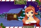 العاب الشعر والمكياج فى عيد الميلاد