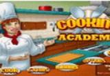 العاب اكاديمية الطبخ