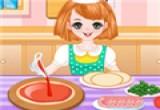 لعبة طبخ البيتزا اللذيذة