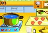 لعبة طبخ السلطة الروسية