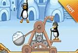 لعبة مدفع البطريق