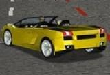 لعبة سيارة سباق التحدي