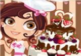 العاب طبخ كعكة الزفاف