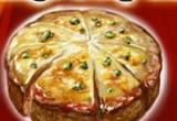 لعبة طبخ البيتزا الكثيفة